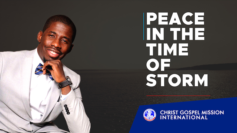peace in times of storm